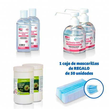 PACK SEGURIDAD -- 1