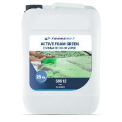 TRANSNET ACTIVE FOAM GREEN